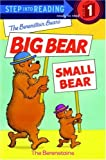 Big Bear, Small Bear (Step Into Reading)