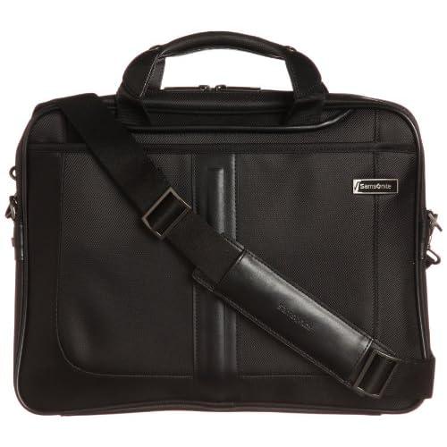 [サムソナイト] SAMSONITE Quadrion Pro / クアドリオン プロ ラップトップ ブリーフケース S (ビジネスバッグ・ブリーフケース・軽量・ラップトップ・PC収納(14インチ)・保証付) Z32*09001 09 (ブラック)