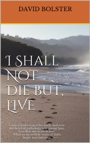 I Shall Not Die But, LIVE PDF