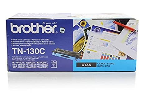Brother HL-4050 CDNLT - Original Brother TN-130C - Cartouche de Toner Cyan -