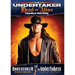 WWE: Undertaker - Dead or Alive Double Feature