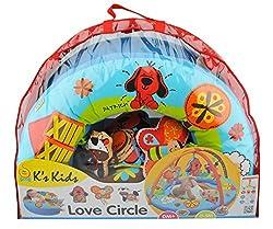 K's Kids Love Circle, Multi Color