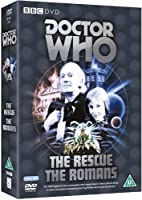 Doctor Who: The Rescue & The Romans [DVD]