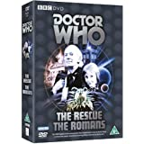 Doctor Who: The Rescue & The Romans [DVD]by William Hartnell