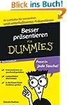 Besser pr�ntieren f�r Dummies (F&uuml...