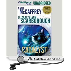 Catalyst: A Tale of the Barque Cats, Book 1 (Unabridged)
