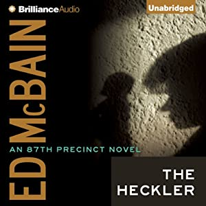 The Heckler Audiobook