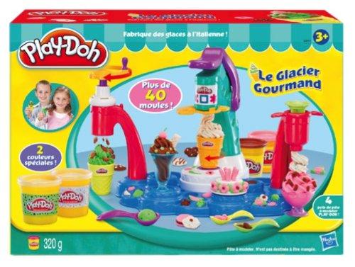Play-Doh- Magic Swirl Ice Cream Shoppe Playset (Early Learning, Early Learning Toys) (Play Doh Swirl Ice Cream compare prices)