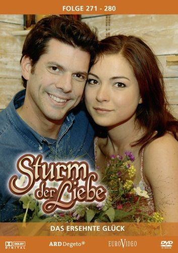 Sturm der Liebe - Folge 271-280: Das ersehnte Glück [3 DVDs]