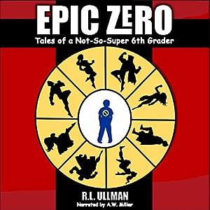 Epic Zero Audiobook