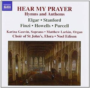 Hear My Prayer: Hymns & Anthem