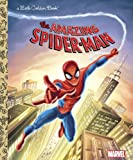 img - for The Amazing Spider-Man (Marvel: Spider-Man) (Little Golden Book) book / textbook / text book