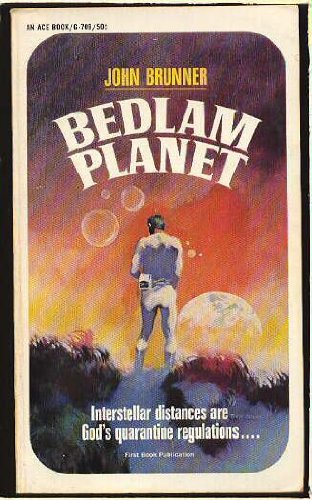 Image for Bedlam Planet - Ace G-709