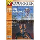 COURRIER INTERNATIONAL N? 81 du 21-05-1992 PANIQUE A BIOSPHERE 2 ??? THE VILLAGE VOICE THE WASHINGTON POST ???...