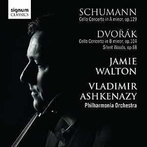 Cello Cto in a Minor Op 129 / Cello Cto in B Minor