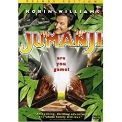 Click to search for Jumanji items at Amazon!