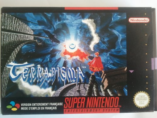 Terranigma - Super Nintendo