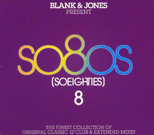 Blank & Jones - So80s Volume 8 - Zortam Music