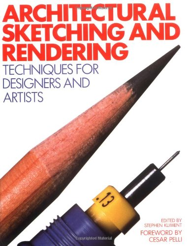 Architectural Sketching and Rendering: Techniques for Designers and Artists - Watson-Guptill - 0823070530 - ISBN:0823070530