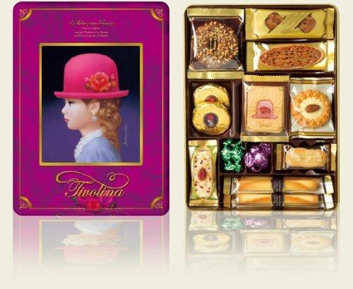 Tivolina Le Chapeau Rouge Assorted Japanese Gourmet
