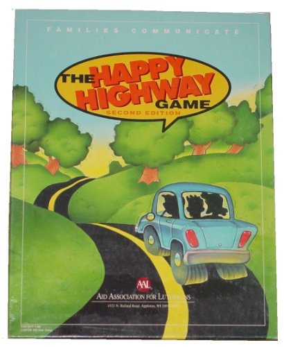 The Happy Highway Game; 2nd Edition - 1