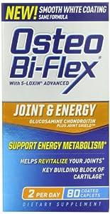 Osteo Bi-Flex Energy Formula, 80 Count
