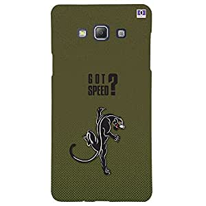 Got Speed? - Mobile Back Case Cover For Samsung Galaxy A5 (2015)