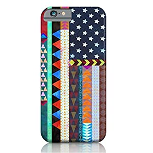 For Iphone 6 case,Let it be FRee Green Totem Flower Clear Bumper TPU Soft Case Silicone Skin Cover for Iphone 6 4.7 inch