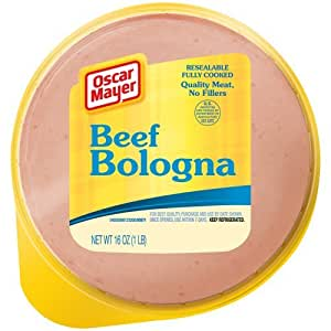 Wunderbar Beef Bologna Nutrition Information furthermore 2011 07 01 archive likewise Does My Bologna Have Insurance Oscar Mayer Oscar Mayer Wienermobile Crashes In Pennsylvania also Productlisting additionally Crazy Ex les Of The Mandela Effect That Will Make You Ques. on oscar mayer bologna 16 twitter