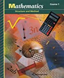img - for Modern School Mathematics, Structure and Method, Course 1 book / textbook / text book