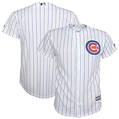 Kris Bryant Chicago Cubs #17 MLB Youth Cool Base Home Jersey
