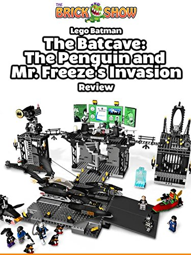 LEGO Batman The Batcave : The Penguin And Mr. Freeze's Invasion Review (7783)