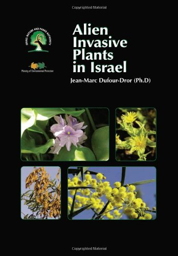 Alien Invasive Plants in Israel PDF