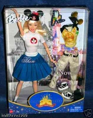 Disney Mouseketeers Barbie 50th Anniversary Doll (2005) by Mattel (English Manual)
