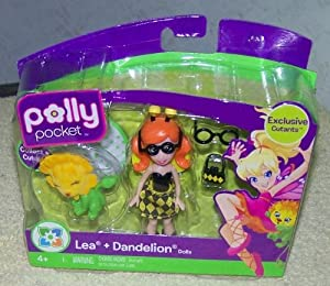 Polly Pocket Cutant *Lea & Dandelion* Doll at Sears.com