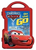 On the Go Book and Coloring Play Set with Magnets [With Storybook, Activity Book and 30 Stickers and Double-Sided Play Scenes and 4 Crayons and 20 Ma (World of Cars)