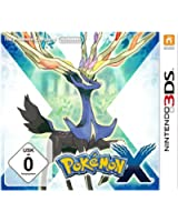 Pokémon X [import allemand]
