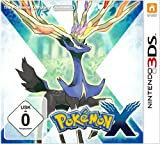 Video Games - Pok�mon X - [Nintendo 3DS]
