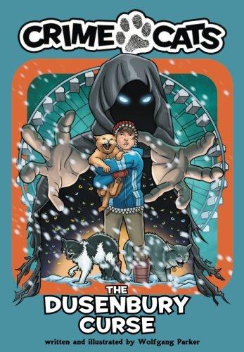 The Dusenbury Curse (Crime Cats) (Volume 2)
