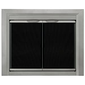 Pleasant Hearth CB 3302 Colby Fireplace Glass