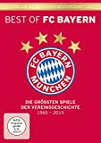 DVD & Blu-ray - Best of FC Bayern M�nchen - Die gr��ten Spiele der Vereinsgeschichte (6-DVD-Box) Edition zur 25. Deutschen Meisterschaft 2015