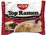 Nissin Top Ramen Rind, 10er Pack (10...