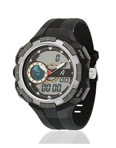 Yepme Men's Analog Digital Watch – Black — YPMWATCH3325