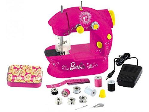 Theo Klein 7910 – Barbie Kinder Nähmaschine batteriebetrieben- online bestellen
