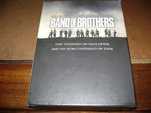 Band Of Brothers, frères d'armes : L'Intégrale de la série - Coffret 5 DVD