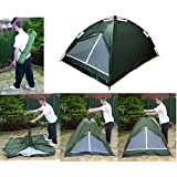 Pop up Tent Errect in 60 seconds! 2 man monodomeby Ukayed