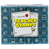 Learning Resources Teacher Stamps 30 stampsby Learning Resources