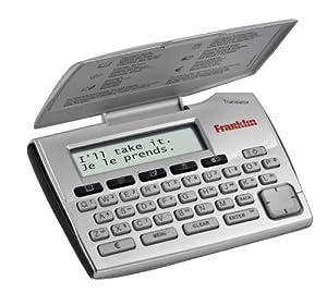 Franklin Electronics ET-2105 Franklin 5 Language European Translator