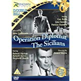 Operation Diplomat / The Sicilians [DVD] [1953]by Guy Rolfe