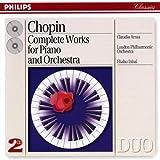 echange, troc  - Chopin piano concertos nos.1
